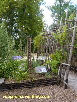 Chaumont-Sur-Loire 2011, le jardin expérimental, 05, un hôtel à insectes