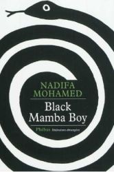 Couverture de Black Mamba Boy de Nadifa Mohamed