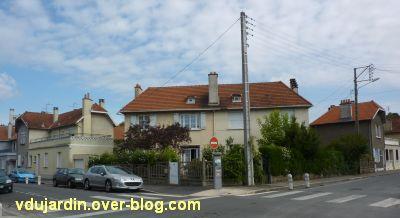 Poitiers, rue Gabillet, vue 1, la cité