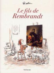 Couverture de Le fils de Rembrandt de Robin