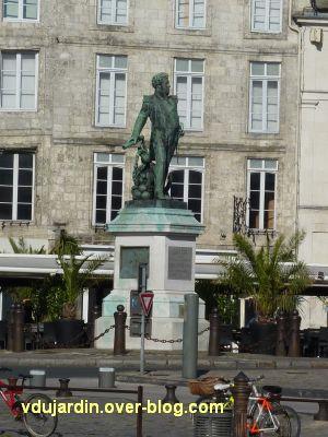 Le monument de l'amiral Duperré à La Rochelle, 02, le monument