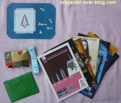 Noël 2011 par Cathdragon, 1, dans la dodue enveloppe