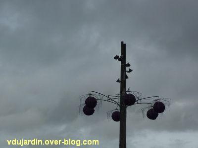 Défi photo, la tête dans les nuages, 9 décembre 2011, à la gare