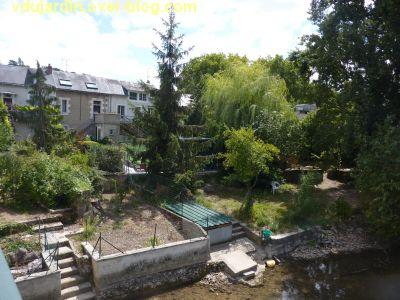 Défi photo, jardins, 2, Poitiers, pont Saint-Cyprien