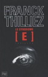 Couverture du Syndrome E de Franck Thilliez