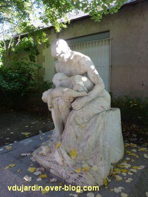 Tours, les mystères douloureux de C. Alaphilippe, 1, vue générale