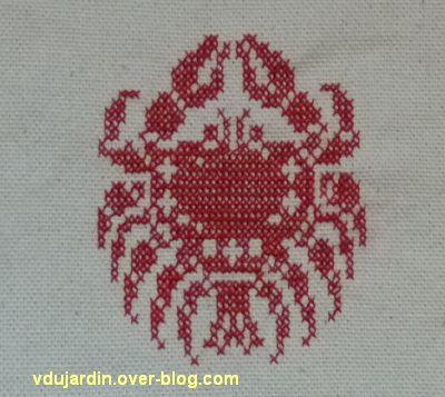 Un crabe pour criquette 17 le blog de v ronique d for Dujardin 817