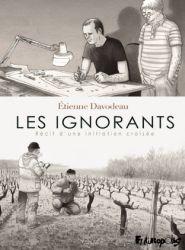 Couverture de Les ignorants d'Etienne Davodeau