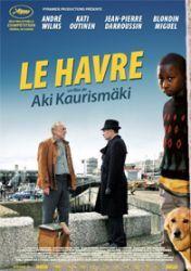 Affiche du film Le Havre de Aki Kaurismäki