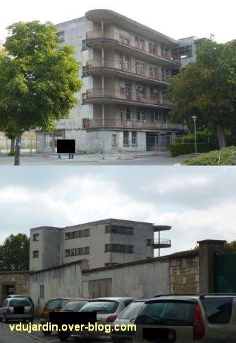 L'hôpital de Niort, 5, le pavillon Trousseau