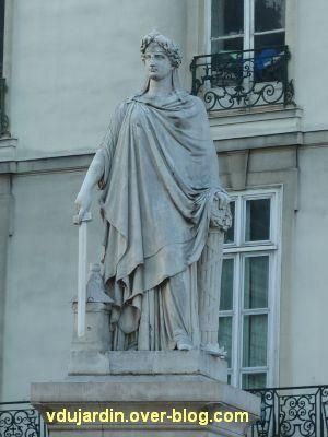 Paris, la République de Jean-François Soitoux, 1, de face