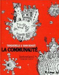 Couverture de La communauté de Tanquerelle et Yann Benoît (tome 1)
