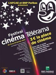 Affiche du festival Télérama 2012