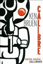 Couverture de Calibre de Ken Bruen