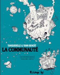 Couverture de La communauté de Tanquerelle et Yann Benoît (tome 2)