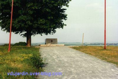 Le site de la bataille d'Austerlitz en 1993, 2, l'emplacement de Napoléon