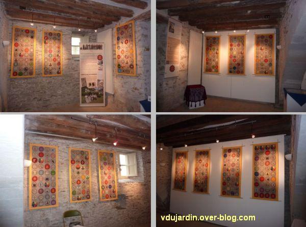 Les bannières de Cluny à Bouchemaine, 4, les autres bannières