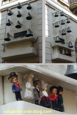 Défi photo horloges poitevines, 4, carillon de la bijouterie Landreau