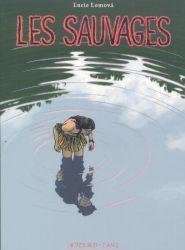 Couverture de Les sauvages de Lucie Lomova