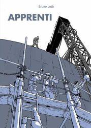 COuverture de Apprenti, mémoires d'avant-guerre de Bruno Loth