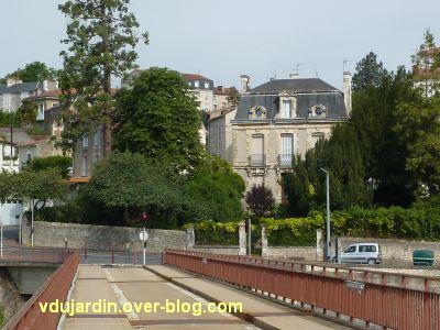 Poitiers, la maison Rolland avant démolition