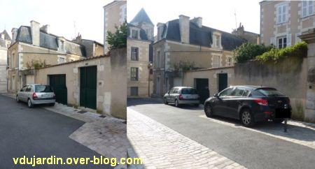 Incivilités à Poitiers, mars 2012, 3, rue Sainte-Radegonde