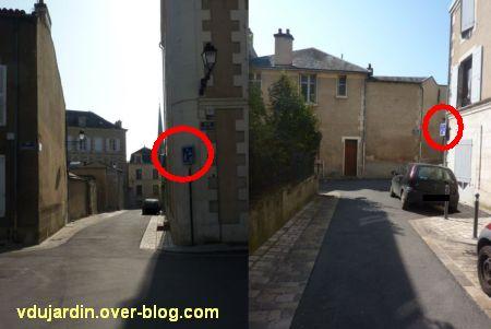Incivilités à Poitiers, mars 2012, 4, zone 20 rue Sainte-Radegonde