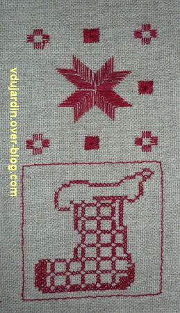 SAL de noël 2011, neuvième étape, détail