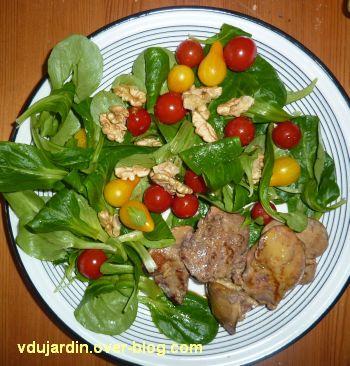 Avec le panier de la semaine 46, 2, salade