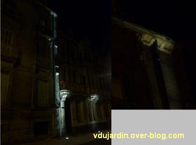 Le nouveau mobilier urbain de Poitiers, mars 2012, 04, spot mal positionné rue de la Marne