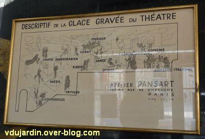 Miroir de l'ancien théâtre de Poitiers, 03, schéma