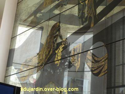 Miroir de l'ancien théâtre de Poitiers, 06, le théâtre shakespearien, détail
