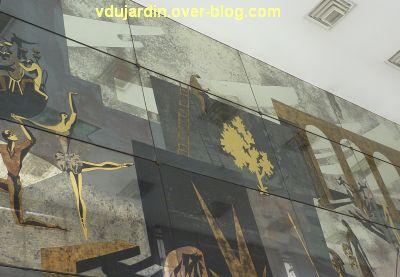 Miroir de l'ancien théâtre de Poitiers, 13, échelle