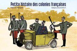 Couverture de Petite histoire des colonies françaises, tome 2, l'empire, de Jarry et Otto