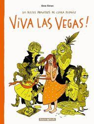 Couverture de Viva Las Vegas de Anne Simon