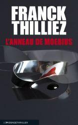 Couverture de L'anneau de Moebius de Frank Thilliez