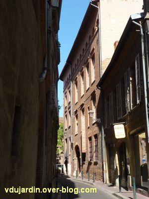 Façade du musée Paul Dupuy à Toulouse