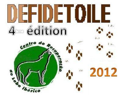 Logo du concours loups 2012