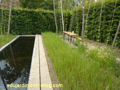Chaumont-sur-Loire, festival des jardins 2012, jardin 24, 2, la bière en raccourci