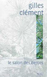 Couverture de Le salon des berces de Gilles Clément