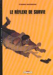 Couverture de Le réflexe de survie d'Étienne Davodeau