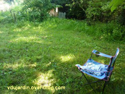 Mon jardin le 17 juin 2012, 1, après un grand nettoyage