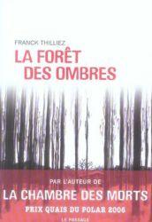 Couverture de La forêt des ombres de Franck Thilliez