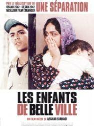 Affiche des enfants de Belle Ville de Asghar Farhadi