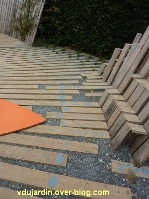 Chaumont-sur-Loire, festival des jardins 2012, jardin 21, 2, calendrier lunaire au sol