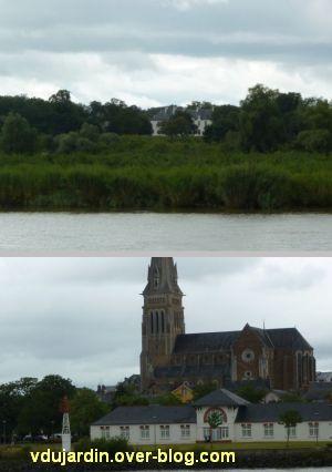 Nantes 2012, croisière, 07, château du Pé à Saint-Jean de Boiseau et ancien emplacement fontaine