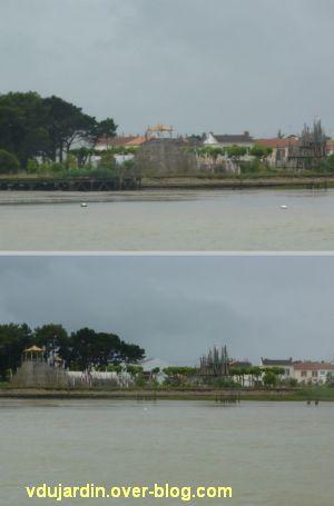 Nantes 2012, croisière, 13, serpent d'océan de Huang Yong Ping à Saint-Brévin