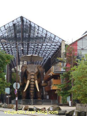 Le voyage à Nantes 2012, 04, l'éléphant