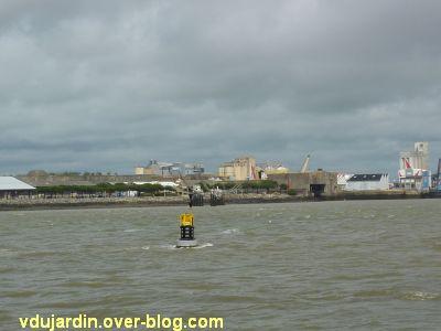 Le voyage à Nantes 2012, 08, l'arrivée à Saint-Nazaire