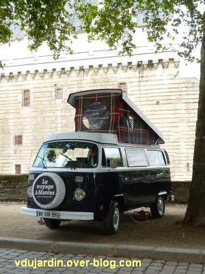 Le voyage à Nantes 2012, 01, le van